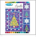 GO! Sparkle Collection Multi-Format Embroidery Design Pack by Sarah Vedeler Designs