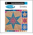GO! Stars Collection Multi-Format Embroidery Design Pack by Sarah Vedeler Designs on a USB STICK