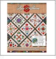 Rose of Sharon by Sharon Pederson Embroidery Designs on a Multi-Format CD-ROM CD-005