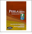 Perla 8800S Premium Digitizing Embroidery Software LIMITED EDITION Combo 2