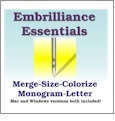 Embrilliance Essentials Embroidery Software DOWNLOADABLE