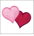 Applique Quilting Hearts Designs Embroidery Designs by Amazing Designs on a Multi-Format CD-ROM ADC-191
