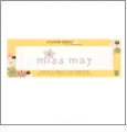 "Miss May - Crystal Daisy Baby .75"" x 2.25"" Iron-On Crystals by Mark Richards CLOSEOUT"