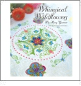 Whimsical Wildflowers by Mary Gartner Embroidery Designs on a Multi-Format USB Stick USB-009