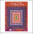 Triangulations Bed Quilts The Rest is Easy by Brenda Henning Bear Paw Productions