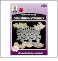 Vintage Lace 5th Edition Volume 5 Embroidery Designs by John Deer's Adorable Ideas - Multi-Format CD-ROM AIML5v.5