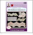 Vintage Lace 6th Edition Volume 3 Embroidery Designs by John Deer's Adorable Ideas - Multi-Format CD-ROM AIML6v.3