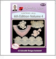 Vintage Lace 6th Edition Volume 4 Embroidery Designs by John Deer's Adorable Ideas - Multi-Format CD-ROM AIML6v.4