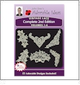 Vintage Lace 2nd Edition Bundle Pack Volumes 1-6 Embroidery Designs by John Deer's Adorable Ideas - Multi-Format CD-ROM 027996