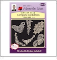 Vintage Lace 3rd Edition Bundle Pack Volumes 1-6 Embroidery Designs by John Deer's Adorable Ideas - Multi-Format CD-ROM 3rdEDbundle