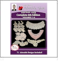 Vintage Lace 6th Edition Bundle Pack Volumes 1-6 Embroidery Designs by John Deer's Adorable Ideas - Multi-Format CD-ROM Lace6thEdBundle