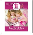 Storybook Fun  Embroidery Designs By Oklahoma Embroidery on Multi-Format CD-ROM