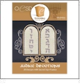 Judaic Devotions Embroidery Designs By Oklahoma Embroidery on Multi-Format CD-ROM