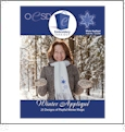 Winter Applique Embroidery Designs By Oklahoma Embroidery on Multi-Format CD-ROM
