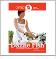 Dazzle Fish Embroidery Designs By Oklahoma Embroidery on Multi-Format CD-ROM