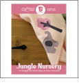 Jungle Nursery Embroidery Designs By Oklahoma Embroidery on Multi-Format CD-ROM