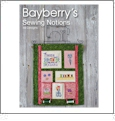 Sewing Notions by Bayberry's Embroidery Designs on a Multi-Format USB Stick USB-012