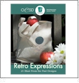 Retro Expressions Embroidery Designs By Oklahoma Embroidery on Multi-Format CD-ROM