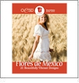 Flores de Mexico Embroidery Designs By Oklahoma Embroidery on Multi-Format CD-ROM