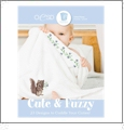 Cute & Fuzzy Embroidery Designs By Oklahoma Embroidery on Multi-Format CD-ROM