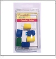Comfort Grip Embroidery Hoop Screw Grips - 6 Grip Pack