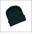 "12"" Solid Knit Beanie Embroidery Blanks - Forest"