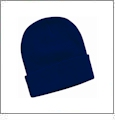 "12"" Solid Knit Beanie Embroidery Blanks - Royal"