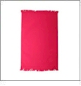 "Spirit Towel 11"" x 18"" 12/pk Embroidery Blanks - Red"