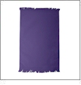 "Spirit Towel 11"" x 18"" 12/pk Embroidery Blanks - Purple"
