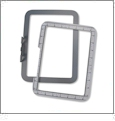 "Snap-Hoop A Version 6 - 5""x7"" for Clamp-On BABY LOCK & BROTHER Embroidery Machines by Designs in Machine Embroidery SH000A6"