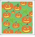 Halloween 7 - QuickStitch Embroidery Paper - One 8.5in x 11in Sheet- CLOSEOUT