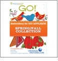 Spring/Fall Collection Multi-Format Embroidery Design Pack by GO! Universal - UND0005