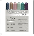 Exquisite Cotton Long Arm Quilting Cotton Thread Assortment Kit #11