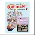 John Deer's Ultimate Design Collection - Includes Over 2600 Embroidery Designs