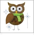 Applique Snowbirds Embroidery Designs by Dakota Collectibles on Multi-Format CD-ROM 970425