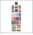 27 Multicolor Isacord Polyester Embroidery Thread Kit