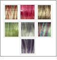 7 New Multicolor Isacord Polyester Embroidery Thread Kit - 2012 Release Date