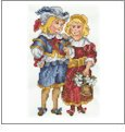 Victorian Samplings Embroidery Designs on CD from the Vermillion Stitchery 70700 - CLOSEOUT