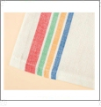 Multi-Stripe Vintage Striped Towel Set Embroidery Blanks