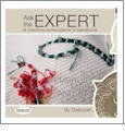 Ask The Expert: A Machine Embroiderer's Handbook by Deborah Jones CLOSEOUT