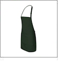 Full Apron Embroidery Blanks - DEEP FOREST