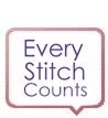 Every Stitch Counts
