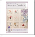 Botanical Gardens Embroidery Designs on CD-ROM by Every Stitch Counts