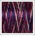 5007 American Flag PolyLite Thread from Sulky - 1650 Yards Spool CLOSEOUT