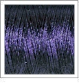 1195 Dark Purple PolyLite Thread from Sulky - 1650 Yards Spool