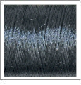 1220 Charcoal Gray PolyLite Thread from Sulky - 1650 Yards Spool
