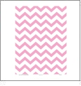 Chevron 3  - QuickStitch Embroidery Paper - One 8.5in x 11in Sheet