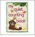 In-The-Hoop Counting Critters Quiet Book Embroidery Designs by Amazing Designs on a Multi-Format CD-ROM ADC-233