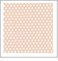 """Scrubbie Material - 9"""" x 2 Yard Pre-Cut Strip - RED - CLOSEOUT"""