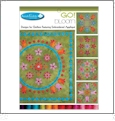 GO! Bloom Multi-Format Embroidery Design Pack by Sarah Vedeler Designs